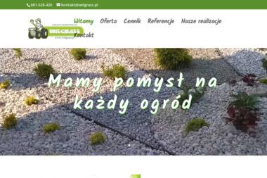 Witgrass - Pielęgnacja Trawników Rzeszów