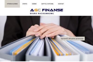 AGC Finanse - Usługi podatkowe Warszawa