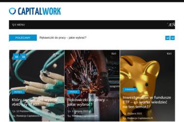 Capital Work Sp. z o.o. - Rekrutacja Pracowników Warszawa