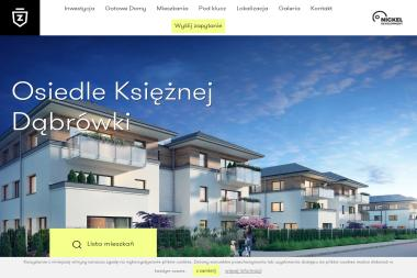 Osiedle Księżnej Dąbrówki Nickel Development - Nowe Mieszkania Poznań