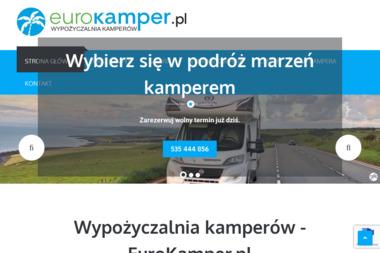 Eurokamper - Wynajem Samochodów Jasienica Rosielna