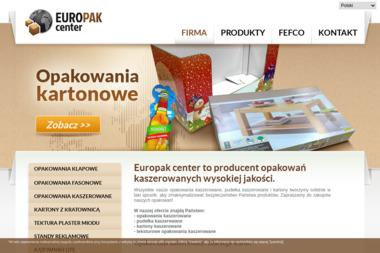 Europak Center Tomasz Janusz - Opakowania Kartonowe Bardo