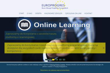 Biuro Obsługi Projektów Europejskich EUROPROGRES - Firma konsultingowa Solec Kujawski