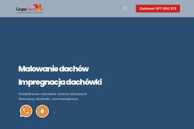 GRUPA RENOVA - Pokrycia Dachowe Długosiodło