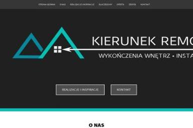 KIERUNEK REMONT - Układanie kostki brukowej Gdynia