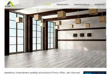 KRK floor - Wiaty Ogrodowe Chęciny