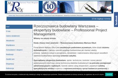 MAROK - Budowa autostrad Pruszków