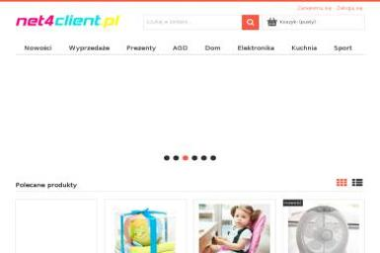 Net4client.pl - Ekspresy do Kawy Toruń