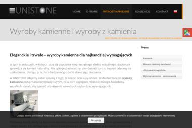 UNISTONE Sp. z o.o. - Nagrobki Cieszyn
