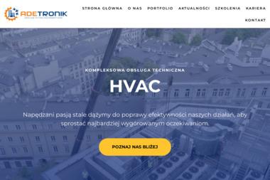 Adetronik Sp. z o.o. - Urządzenia, materiały instalacyjne Łódź