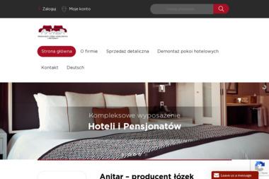 PHU ANITAR Ignacy Piętek - Szklarz Santok