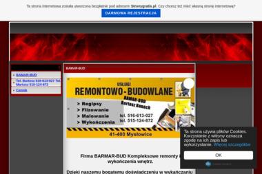 Bamar-bud Bartosz Banach - Firma remontowa Mysłowice