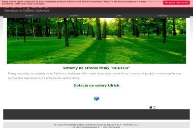 """Przedsiębiorstwo Wielobranżowe """"BUDECO"""" A. G. P. Trofimiec s.c. - Klimatyzacja Chełm"""