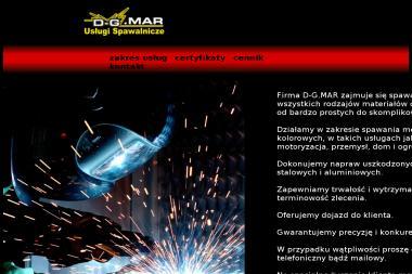 D-G.MAR - Spawacz Pruszków