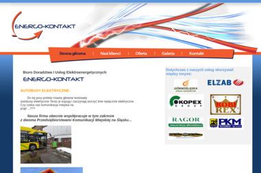 Biuro Doradztwa i Usług Elektroenergetycznych ENERGO-KONTAKT Anna Wala - Instalatorstwo energetyczne Zabrze