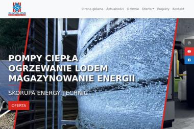 SKORUPA Energy Technic Joachim Skorupa - Instalacje gazowe Dobrodzień