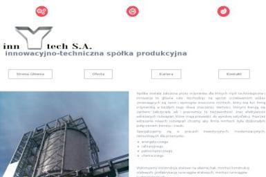 InnYtech S.A. - Firmy inżynieryjne Płock