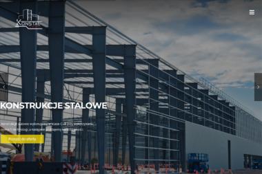 Konstal Adrian Jaguś - Projektowanie konstrukcji stalowych Żory
