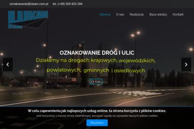 LUKAM - Budowa dróg Gostynin