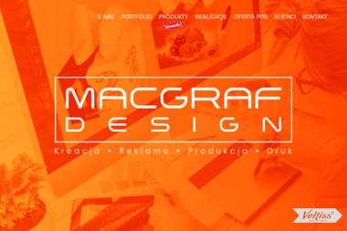 Macgraf Design - Świąteczne Paczki Piaseczno