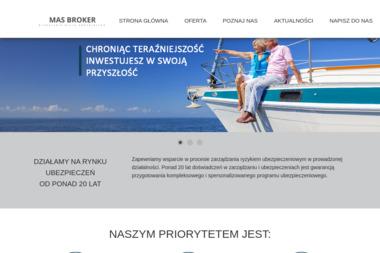 Mas Broker Małgorzata Siuda Paulina Janiak s.c. - Ubezpieczenia grupowe Borówiec
