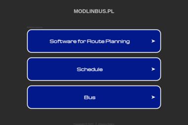 Autobusy na lotnisko Modlin - ModlinBus - Przewóz Osób Warszawa