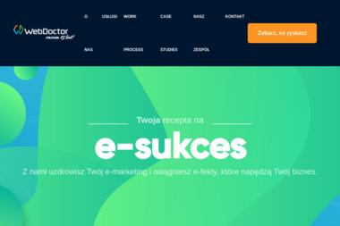 WebDoctor sp. z o.o. - Marketing IT Pozna艅