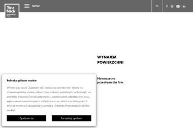 Nickel Technology Park Poznań Sp. z o. o. - Magazyny do wynajęcia Suchy Las