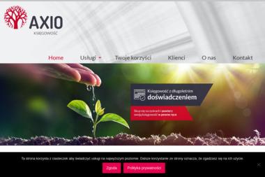 Axio Księgowość Wieliczka - Kancelaria Doradztwa Podatkowego Wieliczka