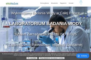 Laboratorium Badania Wody Ekolabos sp. z o.o. - Laboratoria, analizy Wrocław