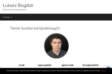 Nemus Łukasz Bogdali - Reklama internetowa Pleszew
