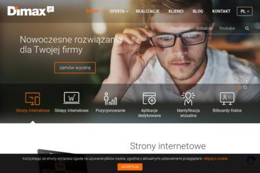 Agencja Interaktywna Dimax Design - Grafika Komputerowa Kielce