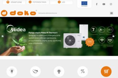 Doko Sp. z o.o. - Dostawcy maszyn i urządzeń Łódź