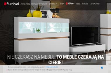 F.H.U. Furnival - Agencja interaktywna Adamowo