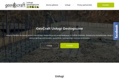 GeoCraft Usługi Geologiczne Wojciech Pawlicki - Badanie Geotechniczne Polanica-Zdrój