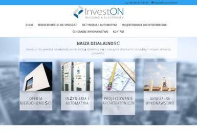 InvestOn - Instalacje sanitarne Toruń