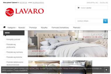 Lavaro - pościele satynowe - Wyposażenie łazienki Kraków