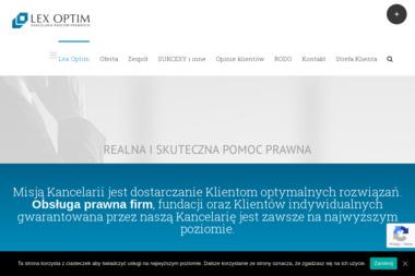 Kancelaria Radcy Prawnego Małgorzata Koczan - Radca prawny Lublin