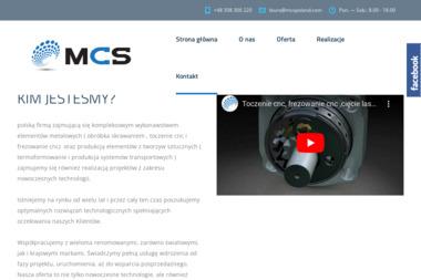 McsPoland - Konstrukcje stalowe Białystok