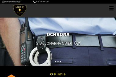 Multi Security Sp. z o.o. - Firma IT Łódź