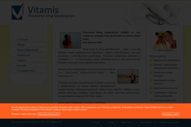 Vitamis - Firma Geodezyjna Kutno