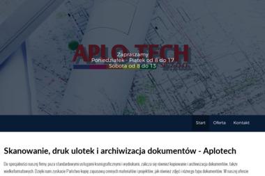 APLO-TECH Sp. z o.o. - Druk Banerów Rzeszów