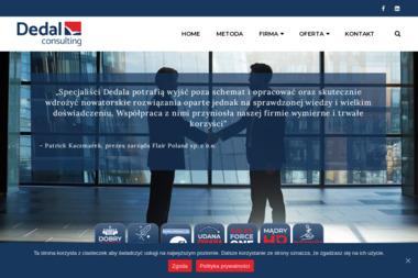 Dedal Konsulting - Edukacja Online Ustanów