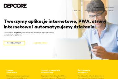DEPCORE Zofia Wieszczeczyńska-Anlauf - Sklep internetowy Opole