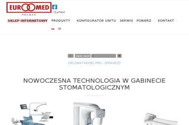 EUR-MED - Sprzęt rehabilitacyjny Katowice