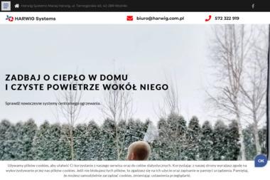 HARWIG Systems Maciej Harwig - Energia Geotermalna Woźniki