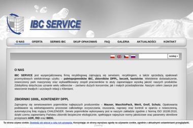 IBC Service Sp. z o.o. Sp.K. - Czyszczenie przemysłowe Ustroń