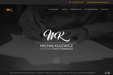 Kancelaria radcy prawnego Michał Kulewicz - Pomoc Prawna Katowice