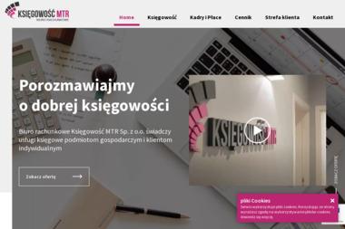 KSIĘGOWOŚĆ MTR SP. Z O.O. - Biuro rachunkowe Gdańsk