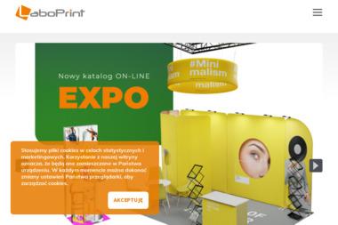 Labo Print SA - Druk wielkoformatowy Poznań